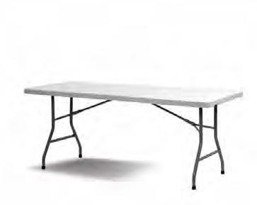 Catering collection Chopin table 1830 X