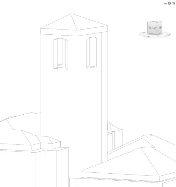 families. Figure 3.59: The bell tower of Santa Maria.