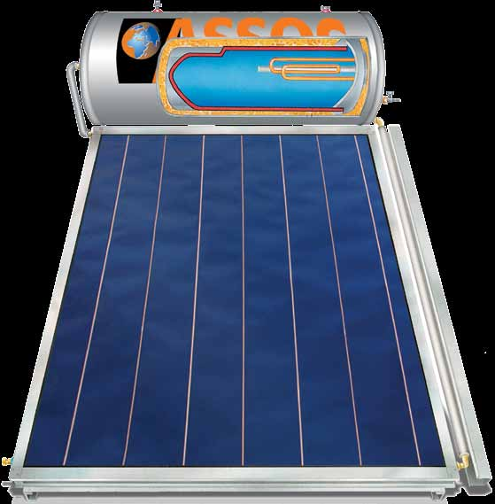 What you should know about the solar water heater ΤΙ ΠΡΕΠΕΙ ΝΑ ΓΝΩΡΙΖΕΤΕ ΓΙΑ ΤOΥΣ ΗΛΙΑΚOΥΣ ΘΕΡΜOΣΙΦΩΝΕΣ The advanced technology s Solar water heaters use a closed circuit of natural circulation.