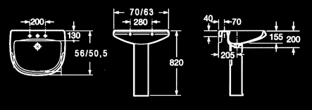 220 15,25 110 380 290 Ø45 Ø35 310 16 20 PEDESTAL N369020031 PLANO TÉCNICO TECHNICAL SPECIFICATION URBAN 360 120 510 20,1 18,5 ÌðéíôÝ /