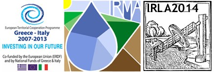 Σελίδα 8 IRLA2014 International Symposium The Effects of Irrigation and Drainage on Rural and Urban Landscapes 26-28 Nov 2014 Patras, GREECE http://irla2014.irrigation-management.