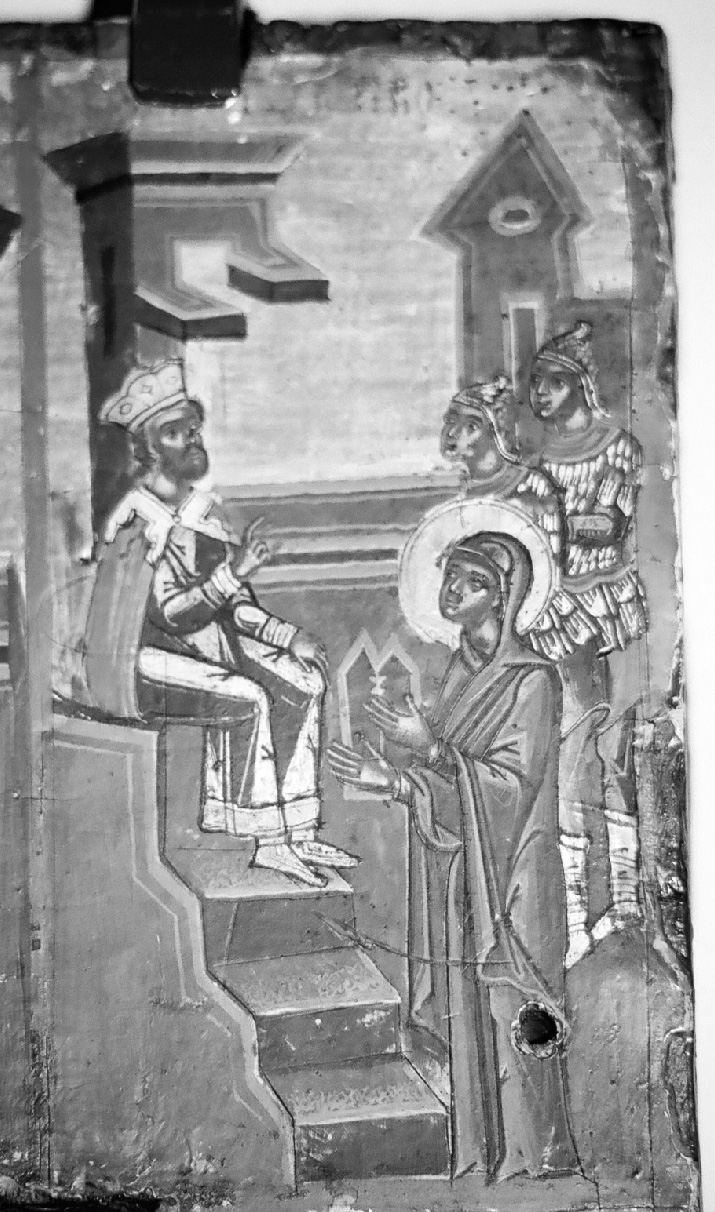 The saint in prison (Detail fig. 1). Εικ. 6.