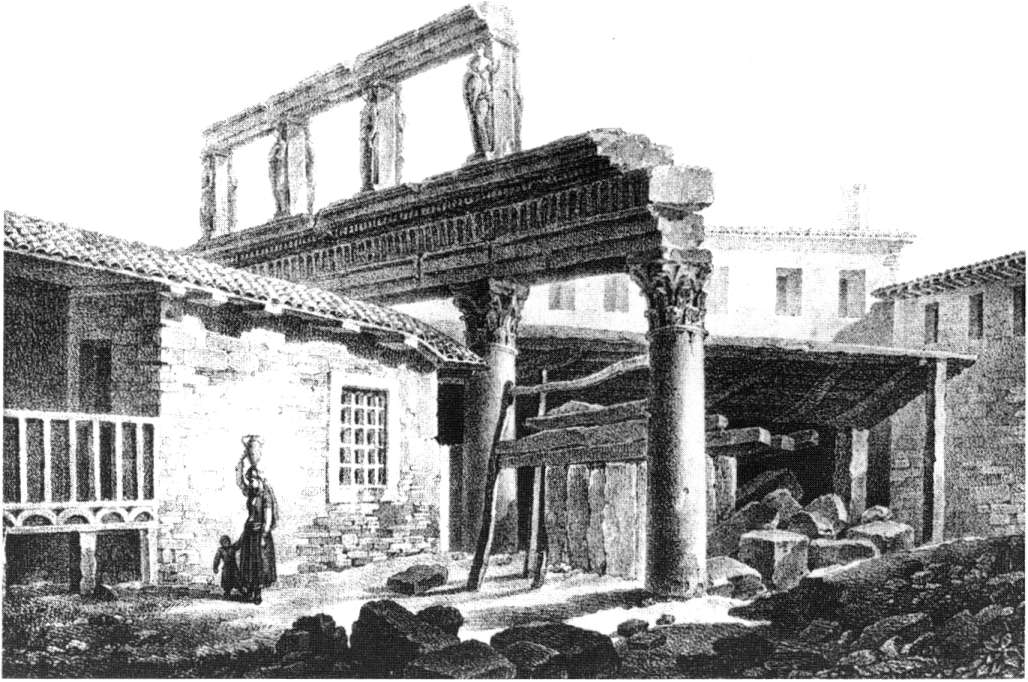 Antiquities of Athens», Αονδίνο