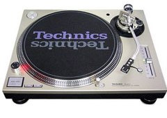 45,00 PICK-UP TECHNICS SL MK II (ΧΩΡΙΣ ΚΕΦΑΛΗ) TEM.