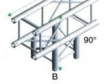 ΤΡΑΣΣΑ SQUARE TRUSS FQ30-017 T-Cross 3-way