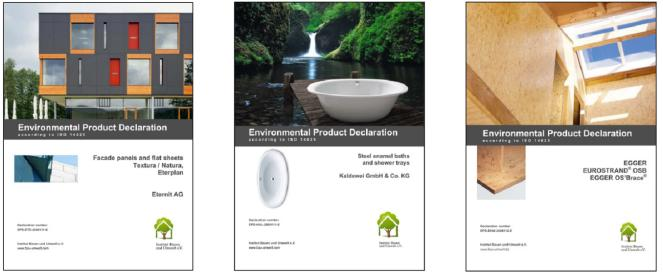 II: Self-Declared Environmental Claims (ISO14021)