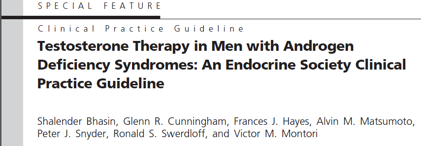 We suggest that clinicians consider short-term testosterone therapy as an adjunctive therapy in HIV-infected men with low testosterone levels and weight loss to promote