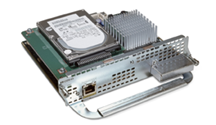 Figure 4 Cisco Intrusion Detection Network Module NM-CIDS-K9 Multiflex Voice/WAN Interface Card and WAN Interface Card Options The Cisco 2600 Series WIC slots now support 20 interface cards with the