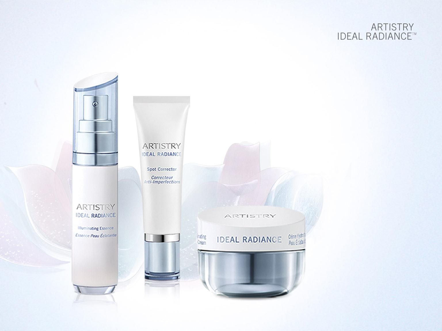 ARTISTRY IDEAL RADIANCE Power System Χρησιμοποιήστε το ARTISTRY IDEAL RADIANCE Power System