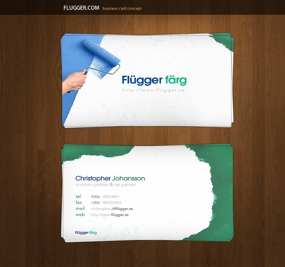 Now it s time to design your own English business card! Let your imagination and creativity free.