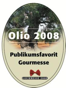 2008 2009 Der Feinschmecker Germany 2009, Gaea Kritsa EVOO, as one of the top 50 olive oils in the market Oscar Ceremony 2009, Hollywood Gaea Sitia Crete D.O.P.