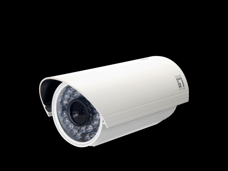 Together with 35 Infrared LEDs and a removable IR-cut filter, the FCS-5062 is perfect for delivering low-noise images in total darkness, at a distance of up to 20 meters.