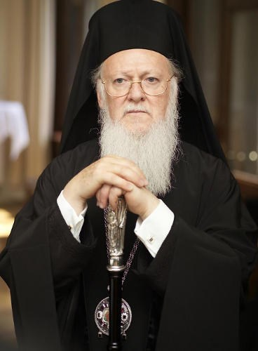 His All Holiness Bartholomew Archbishop of Constantinople, New Rome and Ecumenical Patriarch Rum Patrikhanesi 342 20 Fener-Halic Istanbul, Turkey Tel. +011-90-212.531.