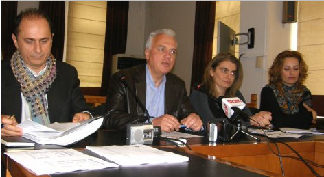 Also, during the meeting, the environmental measurement results of the survey which was conducted in the ports of Kavala and Keramoti by HIT and CPERI with appropriate equipment for measuring gaseous