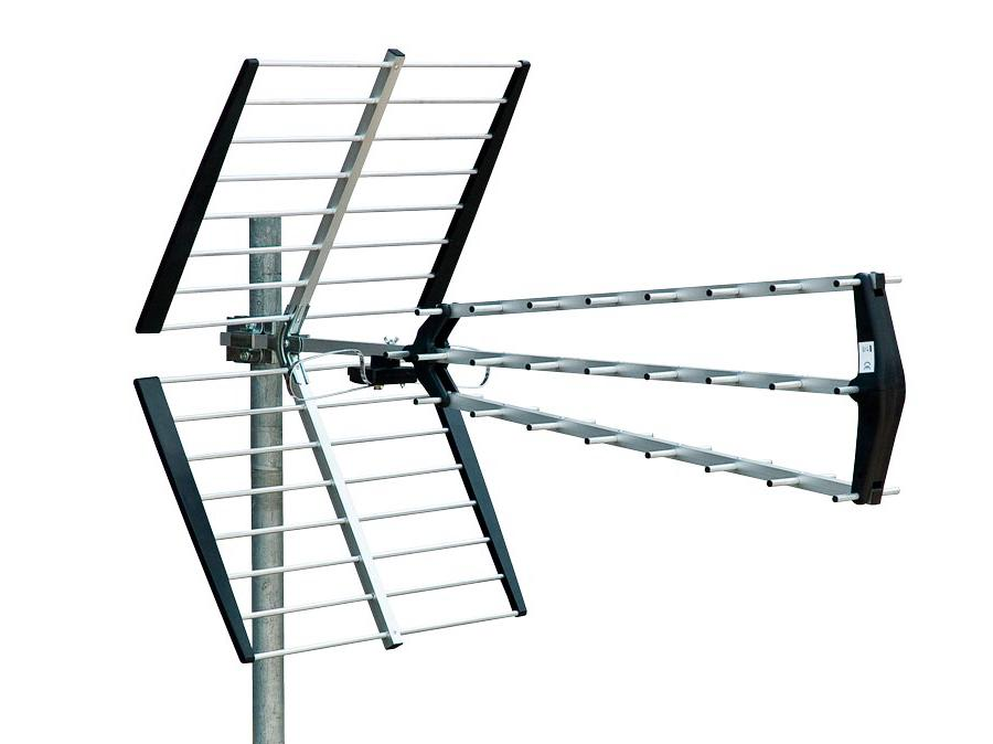 usage waterproof and UV resistant Ideal for fringe reception areas Tilting mast bracket