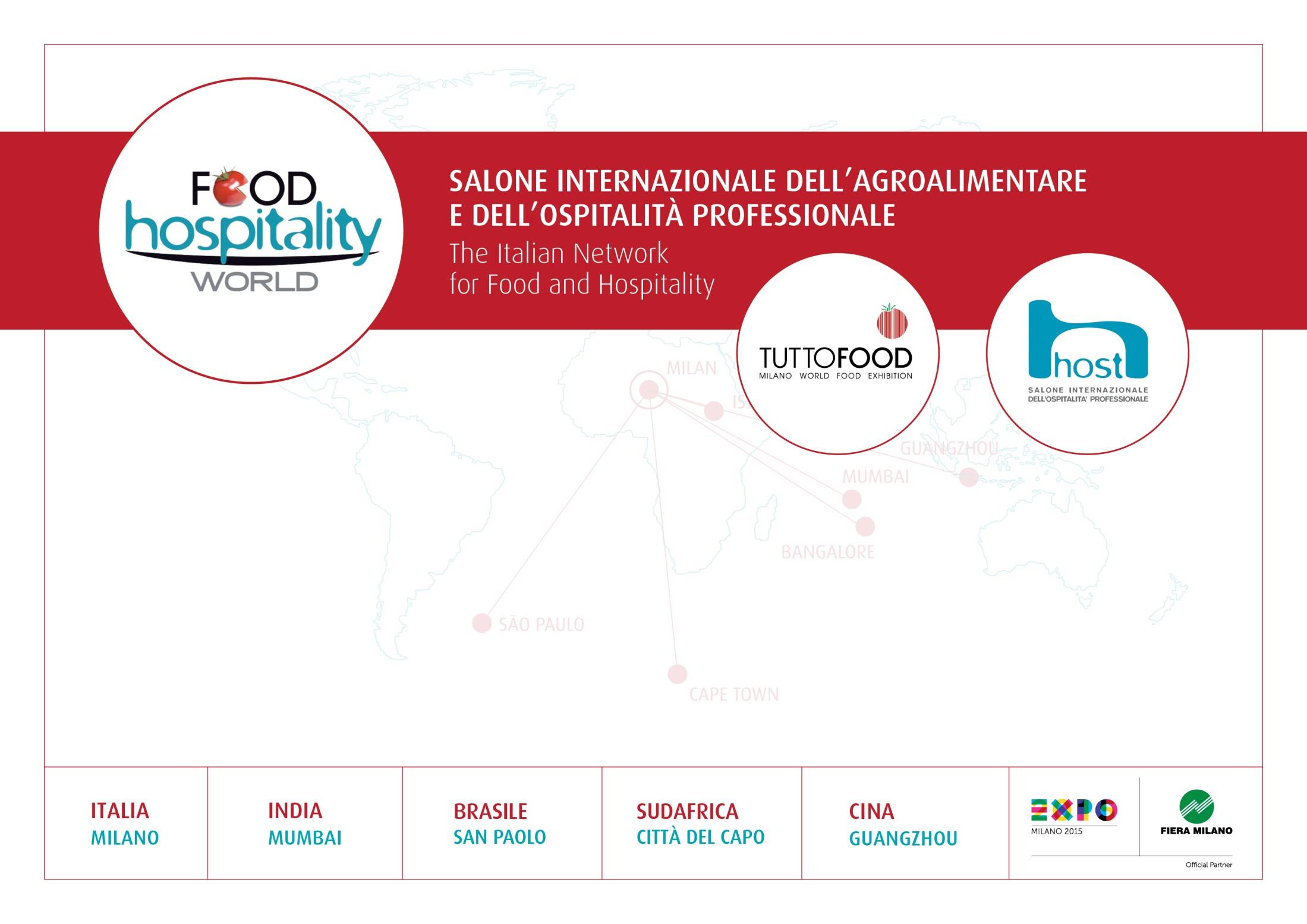 Food Hospitality World (Το Ιταλικό