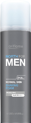 Ω NORTH FOR MEN: ΦΗ Η Arctic ProDefense,. Ρα Rhodiola ω,. Αα Κα North For Men 50 ml. 16687 20.