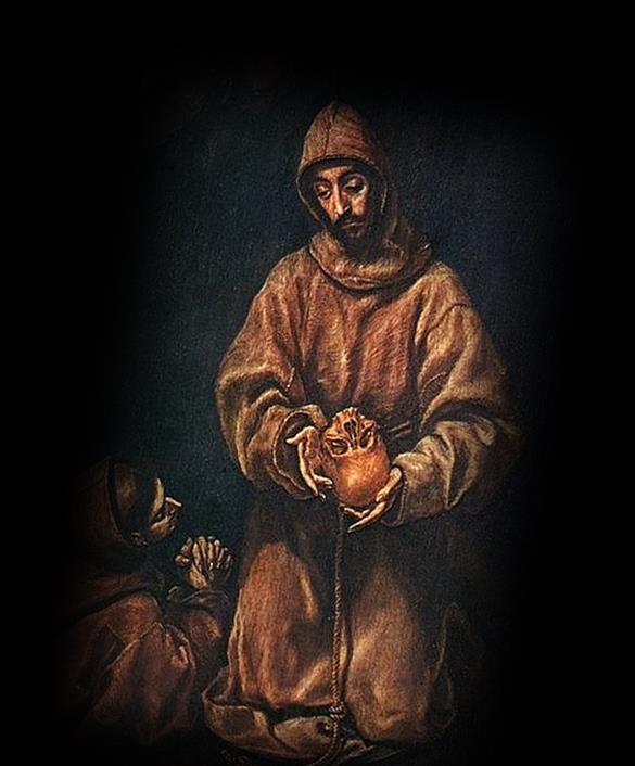 The Legendary of St Francis of Assisi, narrated by his loyal Brother Leo: the clash with family and societal status quo, the Italian countryside, Rome, the Holy Land, the return to the homeland;
