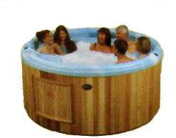 SPA-HOT TUB 6.