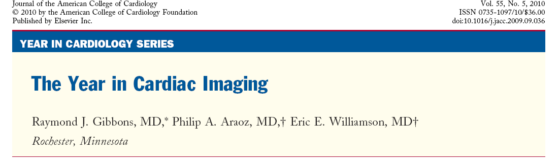 We believe that an integrated, multimodality imaging approach is optimal for the solution of clinical problems Κλινικές εφαρµογές σε εξέλιξη Μελέτη αιµάτωσης του µυοκαρδίου στην κόπωση και ηρεµία µε