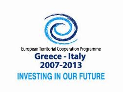 26/06/2012 EUROPEAN TERRITORIAL COOPERATION PROGRAMME GREECE ITALY 2007-2013 ΔΡΓΟ: