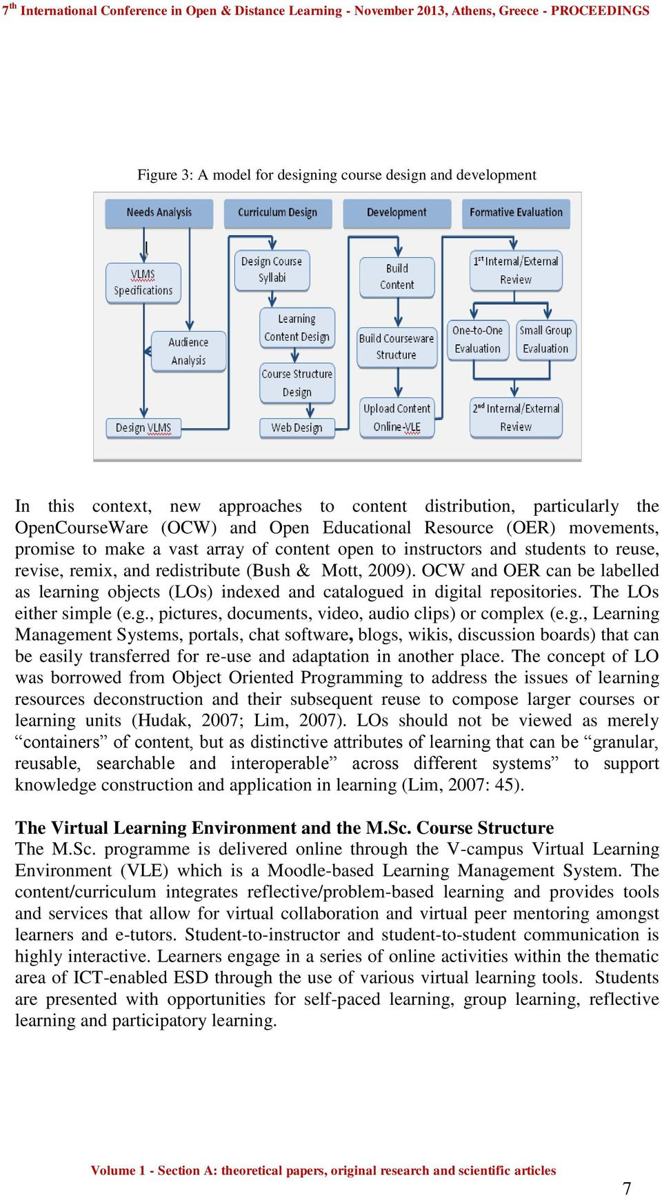 OCW and OER can be labelled as learning