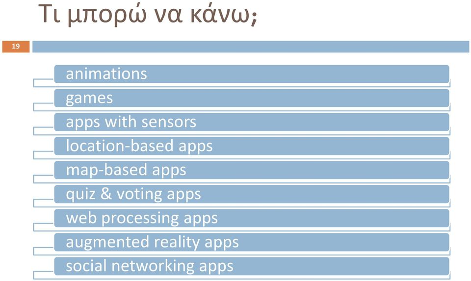 apps quiz & voting apps web processing apps