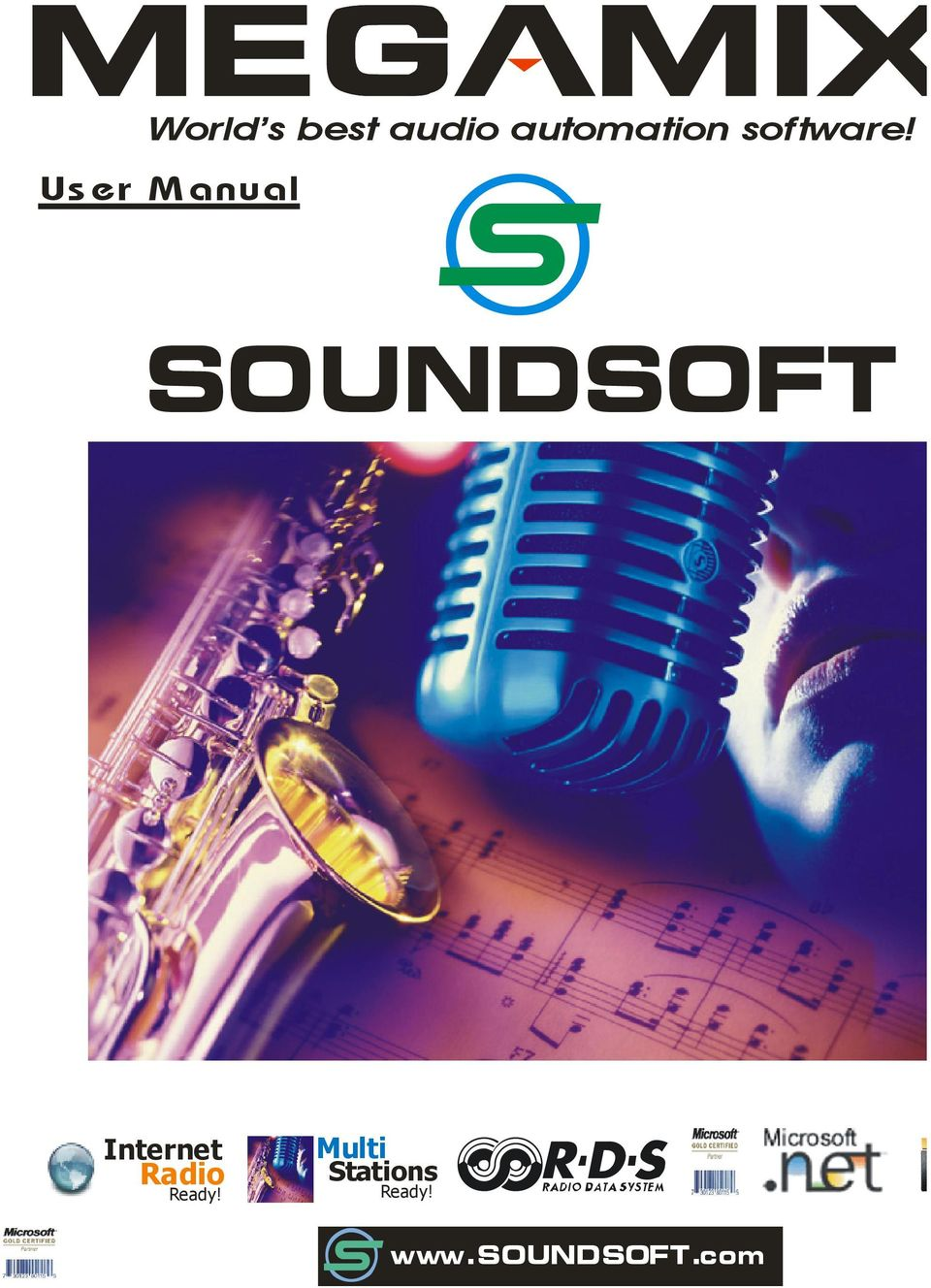 User Manual SOUNDSOFT Internet