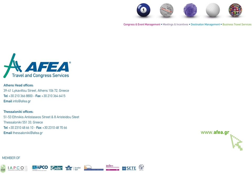 Email info@afea.
