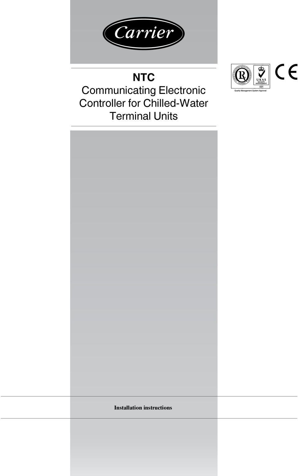 for Chilled-Water