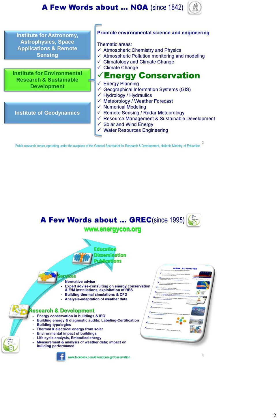 Conservation Energy Planning Geographical Information Systems (GIS) Hydrology / Hydraulics Meteorology / Weather Forecast Numerical Modeling Remote Sensing / Radar Meteorology Resource Management &