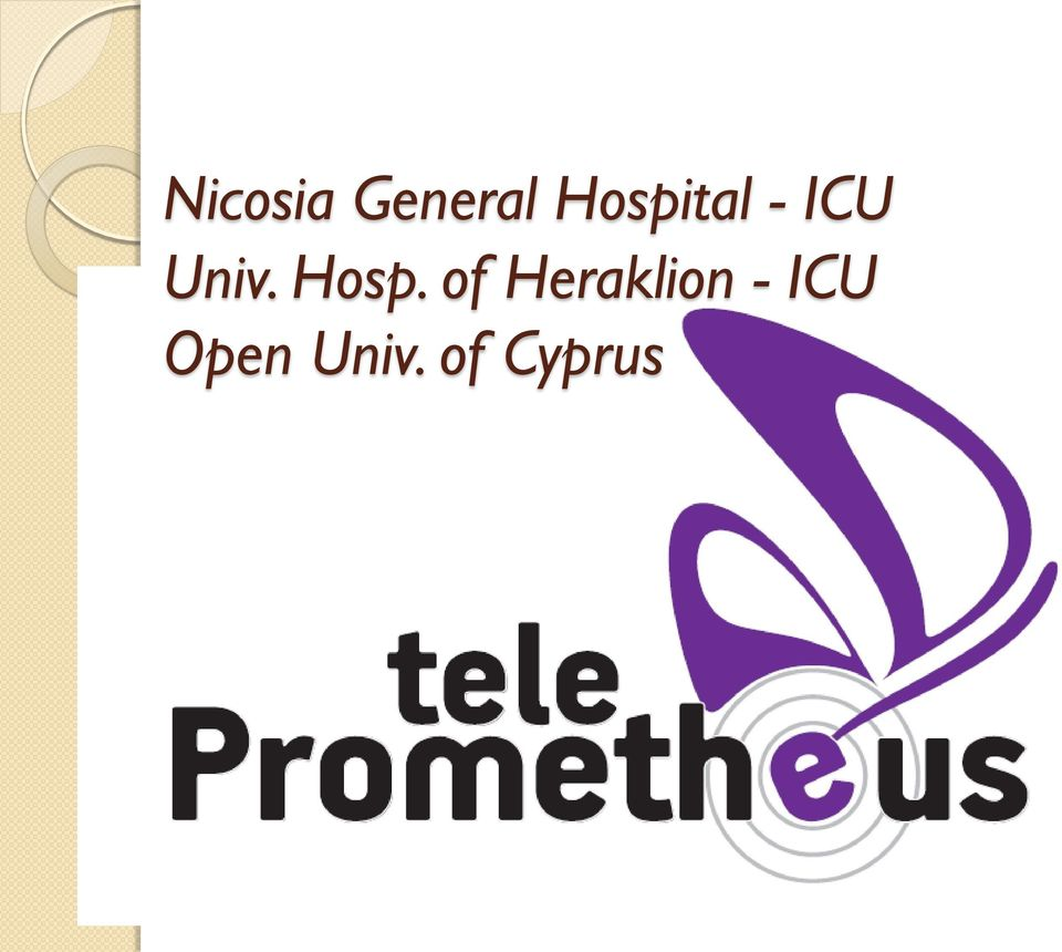 Hosp. of Heraklion -