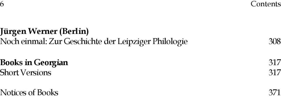Leipziger Philologie 308 Books in