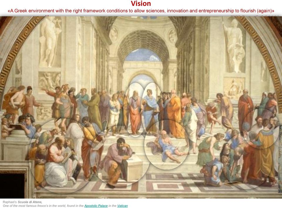 (again)» Vision Raphael s Scuola di Atene, One of the most