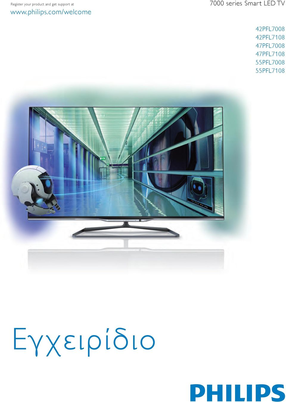 com/welcome 7000 series Smart LED TV