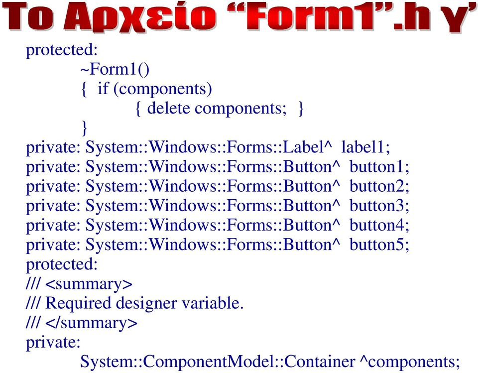 System::Windows::Forms::Button^ button3; private: System::Windows::Forms::Button^ button4; private: