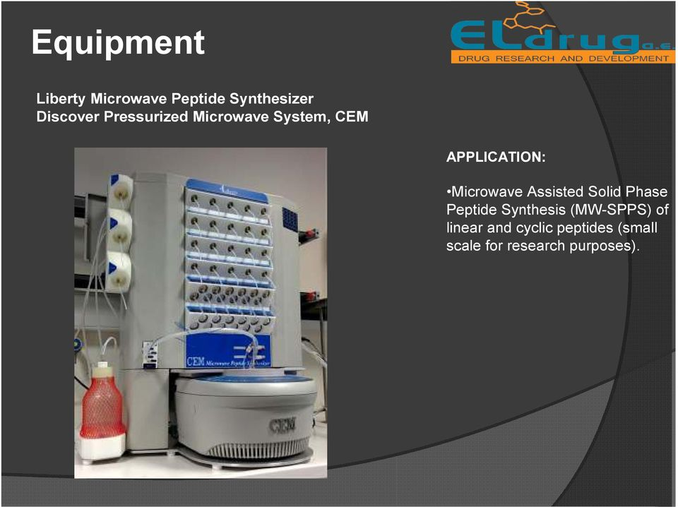 Assisted Solid Phase Peptide Synthesis (MW-SPPS) of