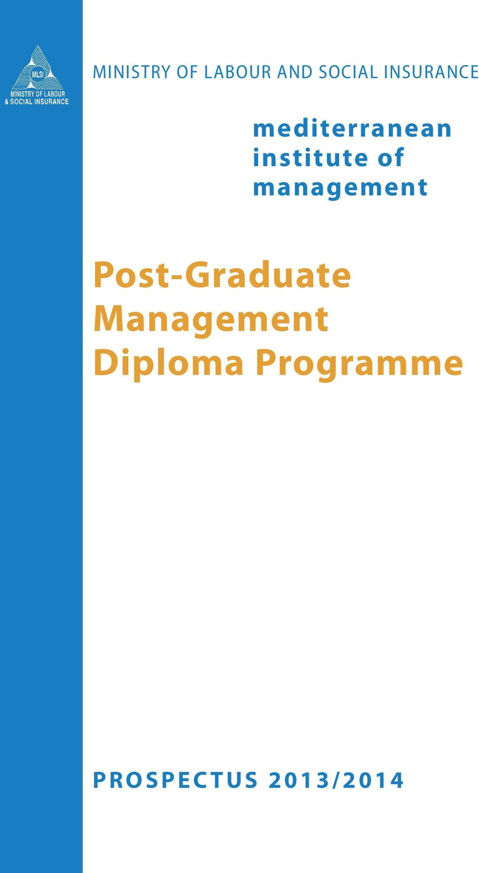Post-Graduate Management Diploma