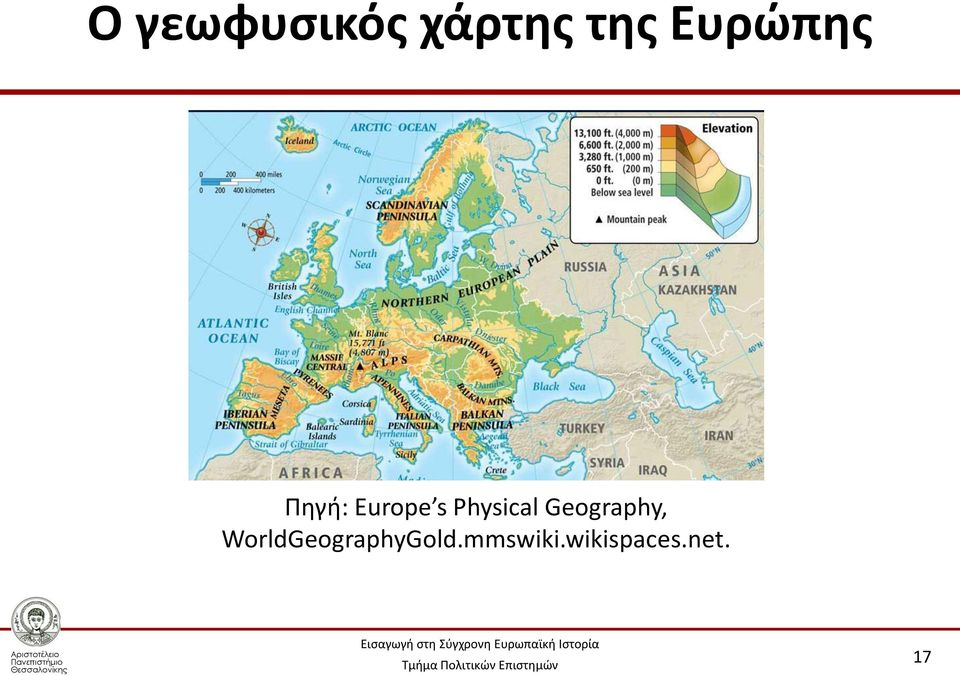 Physical Geography,