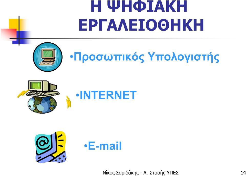 INTERNET E-mail Νίκος