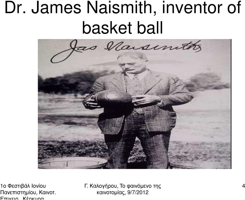 inventor of