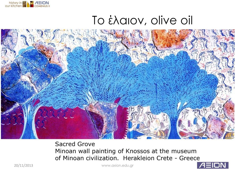 museum of Minoan civilization.