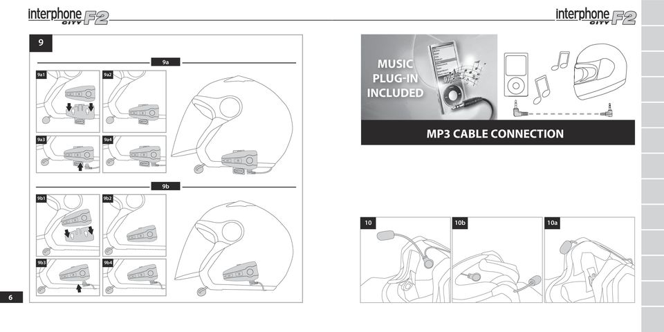 9a4 MP3 cable