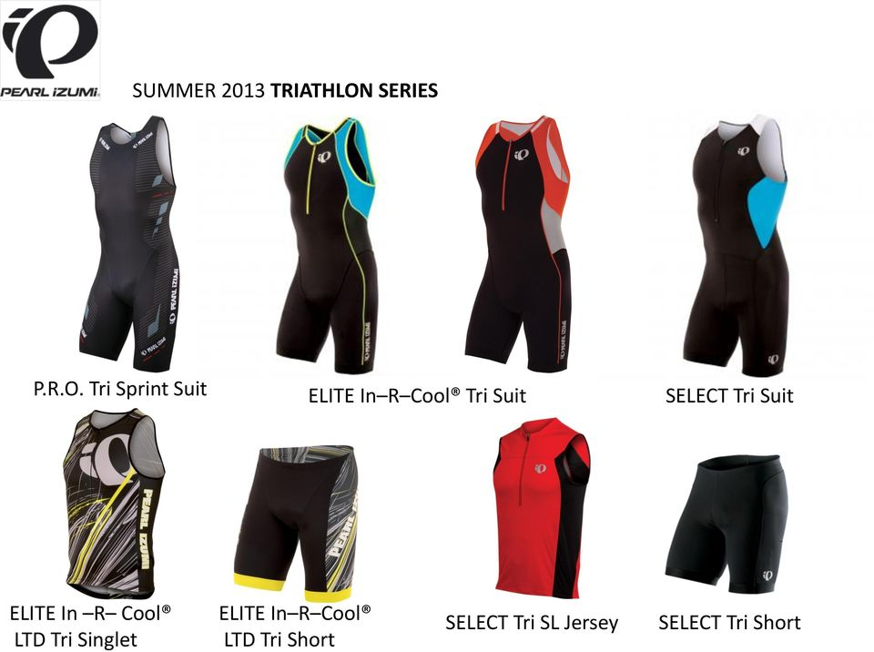 Tri Sprint Suit ELITE In R Cool Tri Suit SELECT