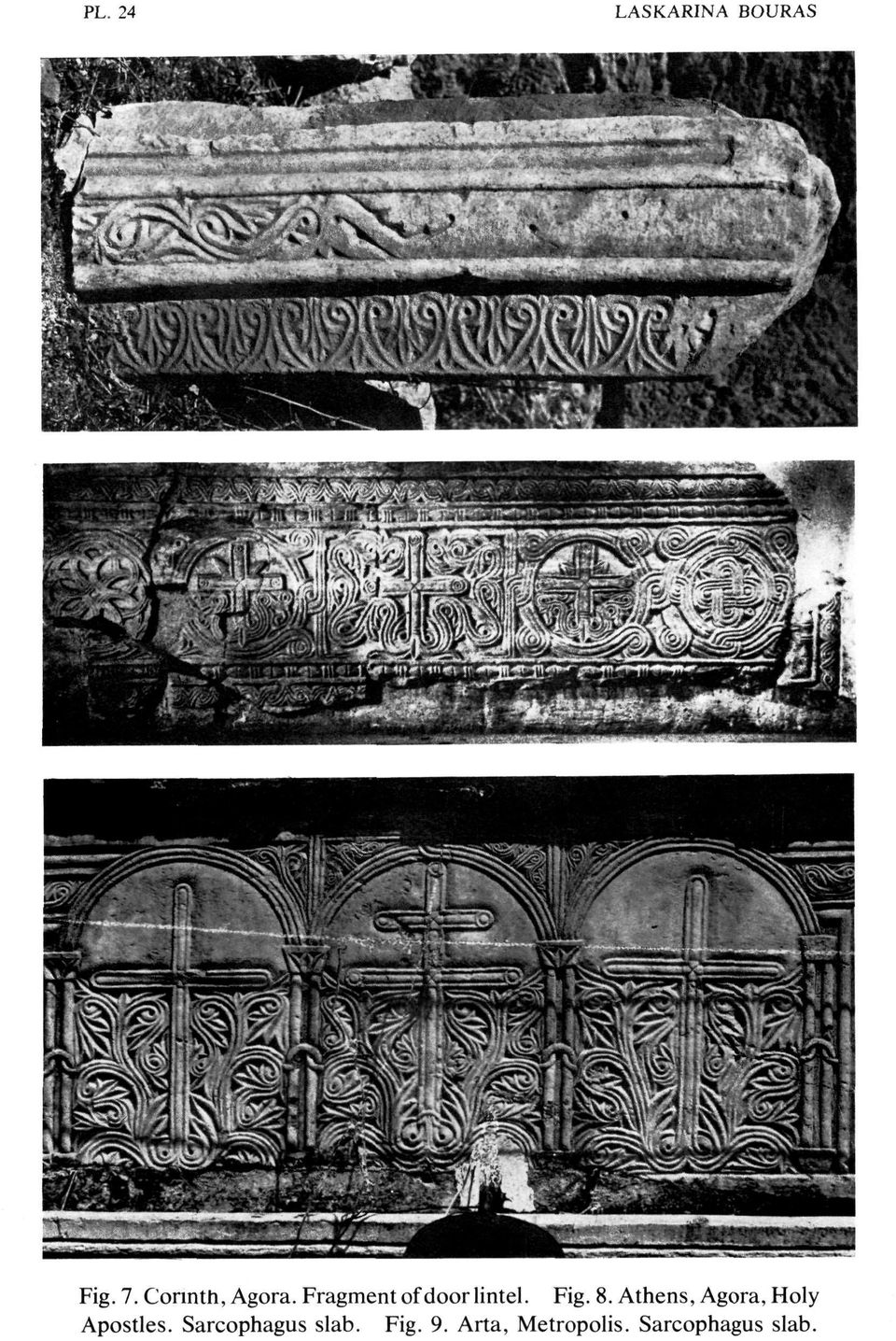 Fig. 8. Athens, Agora, Holy Apostles.