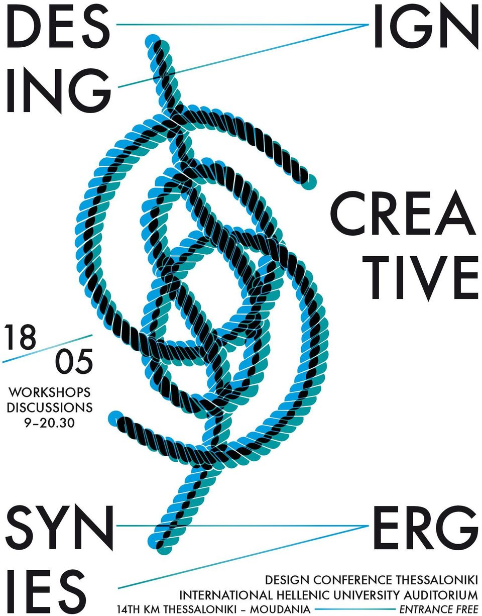 30 SYN ERG IES DESIGN CONFERENCE THESSALONIKI