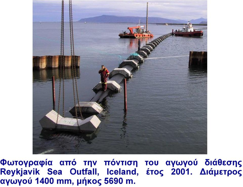 Outfall, Iceland, έτος 2001.