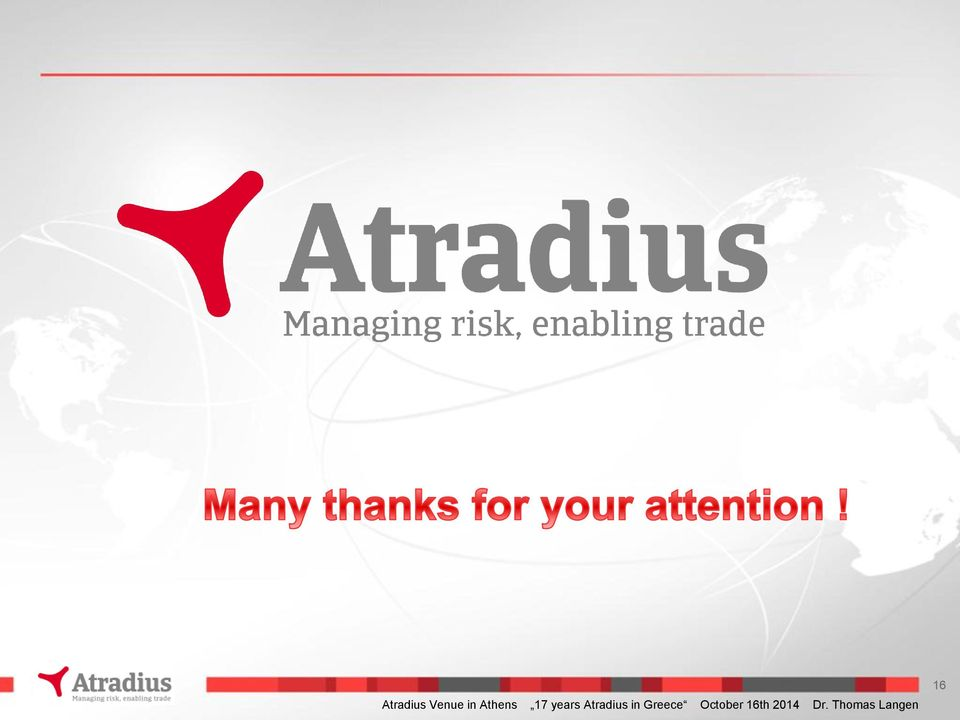 Atradius in Greece