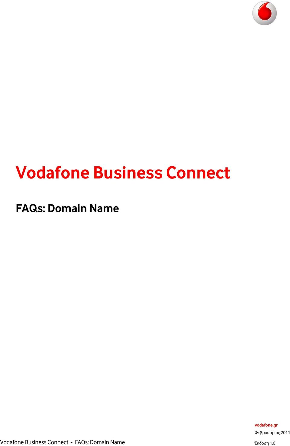 Name  Connect - FAQs:
