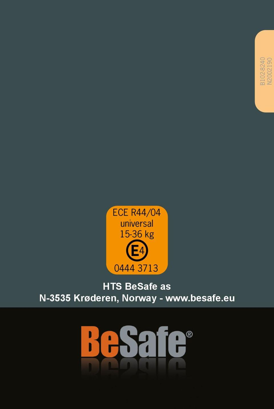 0444 3713 HTS BeSafe as